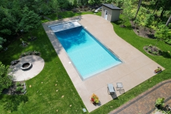 Modern Rectangular Pool