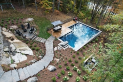 Pool in the Woods