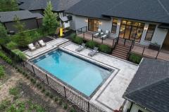 Modern & Modest Pool