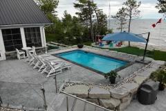 Georgian Bay Backyard
