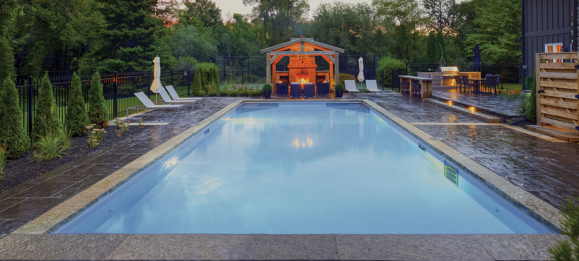 Blue diamond inground pools and landscaping video thumb solutioingenieria Image collections